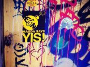 Magda says YIS